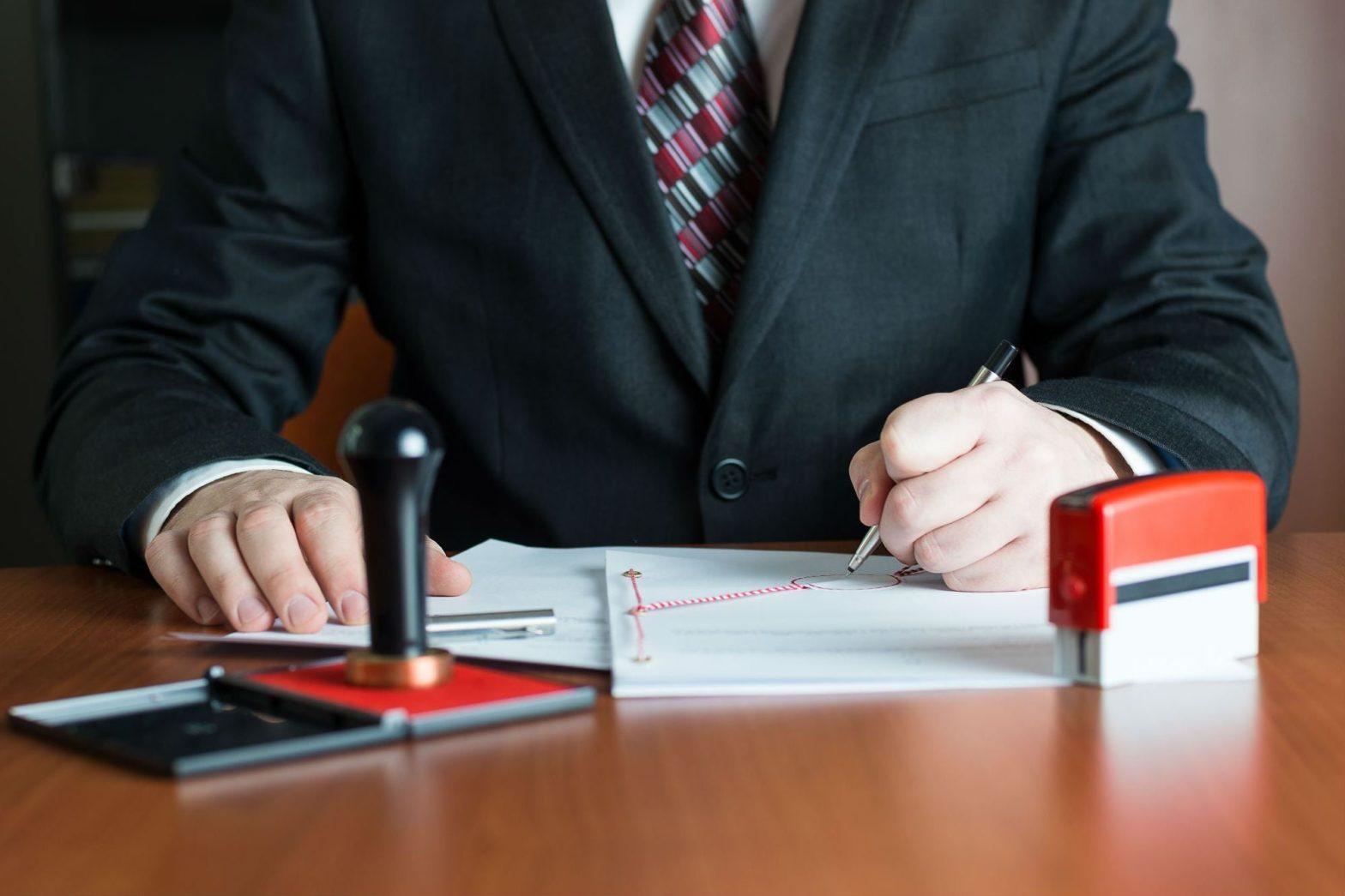 Certificación de Firmas